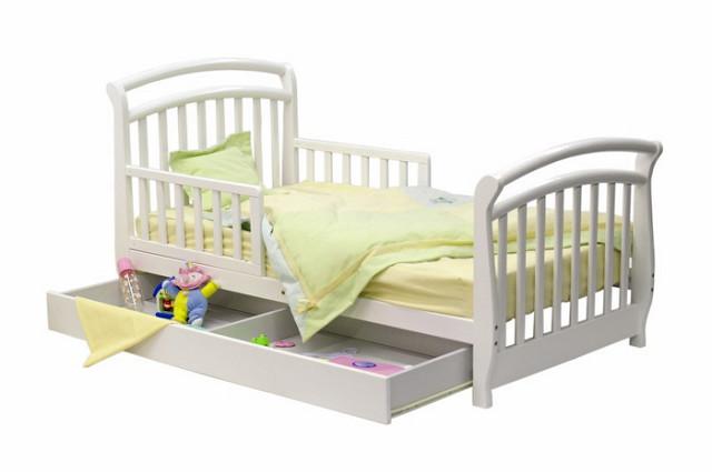 toddlet bed rails