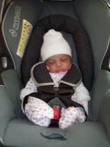 infant car seat guide