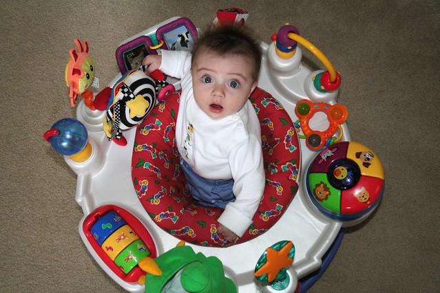 Baby Exersaucer